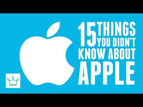 15-things-you-didn't-know-about-apple