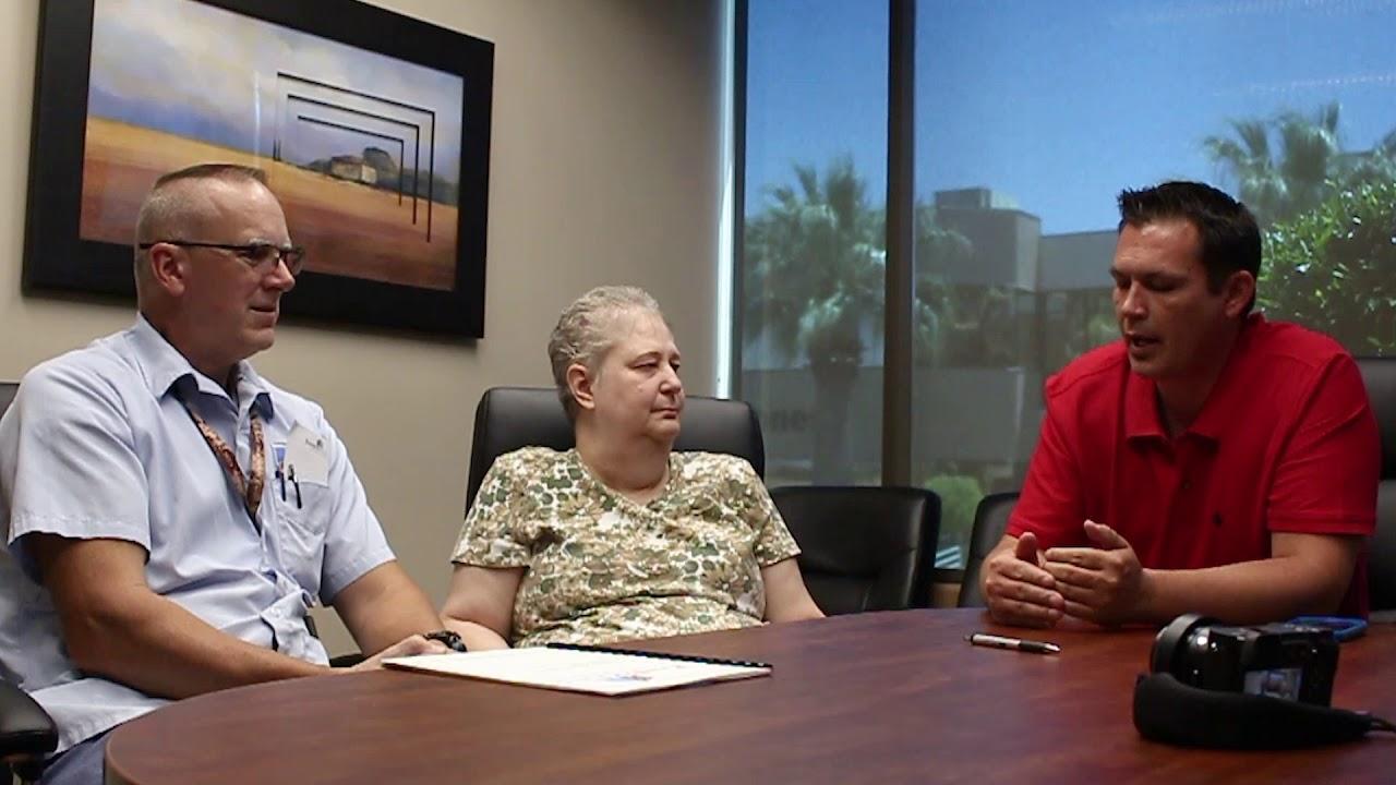 Terri & Chris Weidman Testimony