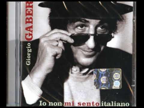 Non insegnate ai bambini [Io non mi sento italiano 2003] - Giorgio Gaber e Sandro Luporini mp3