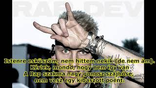 Machine Gun Kelly - Rap Devil (Eminem diss) [Magyar felirattal]