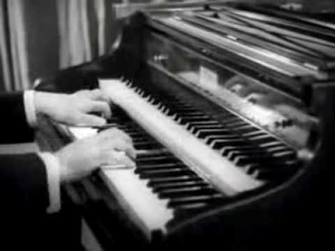 Jose Iturbi plays Rameau on Harpsichord
