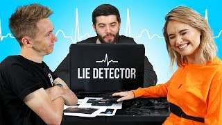 LIE DETECTOR TEST WITH MY GIRLFRIEND!
