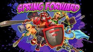 Spring Forward Update Release Trailer | Dungeon Defenders II