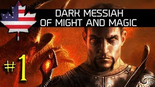 Dark Messiah of Might and Magic [Part 1] Staff Warrior - Let