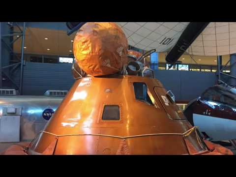 National Air and Space Museum Dulles