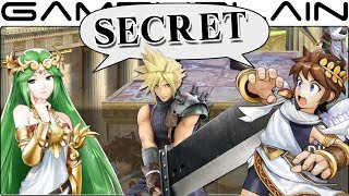 Cloud's Alternate Palutena's Guidance in Super Smash Bros. Ultimate (Stamina Mode Secret)