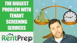 The Biggest Problem With Tenant Screening Services