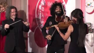 Luis Cobos, Ara Malikian y Leticia Moreno, el trío irrepetible de los Premios Madrid 2015
