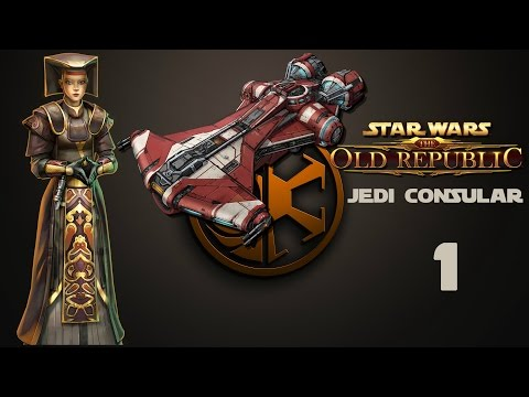 "Star Wars: The Old Republic | En Español | Capítulo 1 | ""Jedi Consular"""