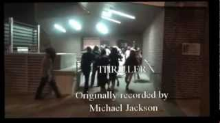 THRILLER! A Bel Canto Strings Academy Halloween Music Video