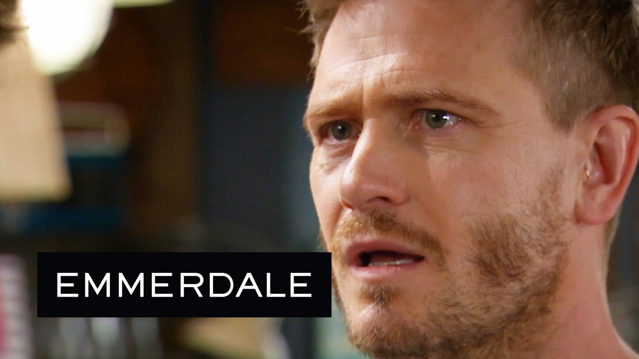 Emmerdale - David Finally Discovers the Truth About Maya and Jacob