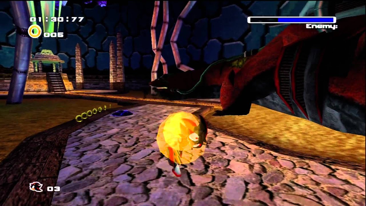 Sonic adventure 2 hd last story playthrough final level boss ending youtube - The last story hd ...