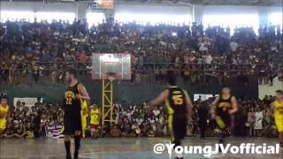 Young JV / Team Artista - Star Magic Basketball at Nueva Ecija
