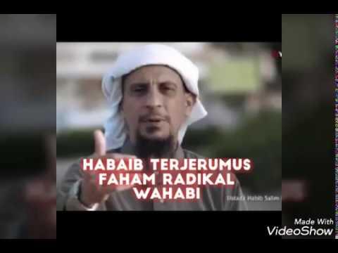Ust.Salim al-Muhdor Ajak Habaib Ikut Wahabi