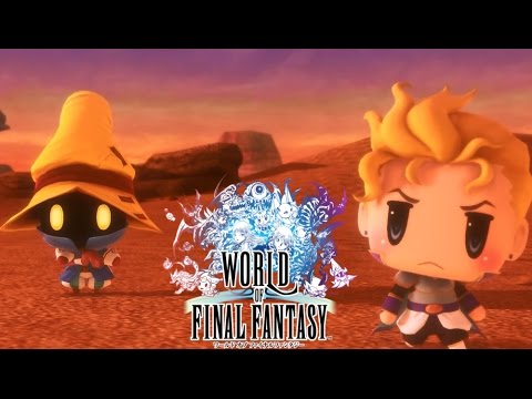World of Final Fantasy - Side Story Ep. 17: More Edgar and Vivi