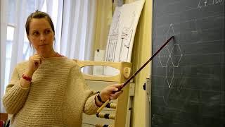 Урок Арифметики в 1 классе, по методике А.С.Пчелко и Г.Б.Поляк.