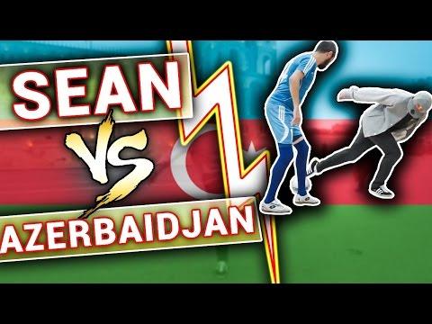 Séan GARNIER VS Azerbaijan Part 2.