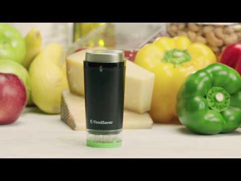 FoodSaver Handheld Vacuum