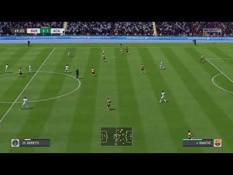 FIFA 20 Playing Scrubs