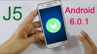 How To Install Android 6.0.1 Marshmallow on Samsung Galaxy J5 Custom Rom Cyanogenmod 13