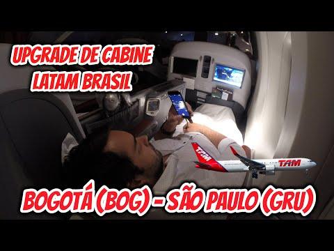 Flight Report #23: Bogotá (BOG) - São Paulo (GRU), na PREMIUM BUSINESS da Latam Brasil