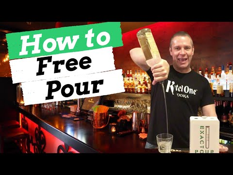 How to Free Pour Liquor Like a Pro [Expert Bartending Tips]