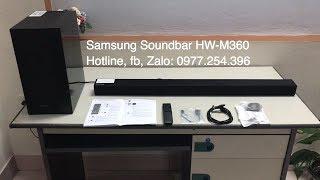 Loa samsung hw-m360, soundbar samsung hw-m360, loa thanh samsung hw-m360 giá cực tốt 0977254396