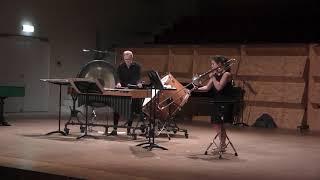 Incarnation -  Ramin Amin Tafreshi - for Trombone, Soprano and Percussion