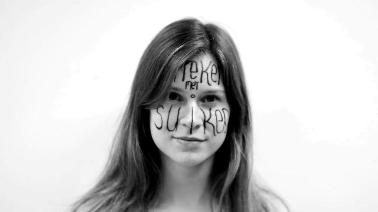 Iris Penning - Onvoorstelbaar Onvoorspelbaar (Spreken Met Suiker Live Albumhoes 5/12)