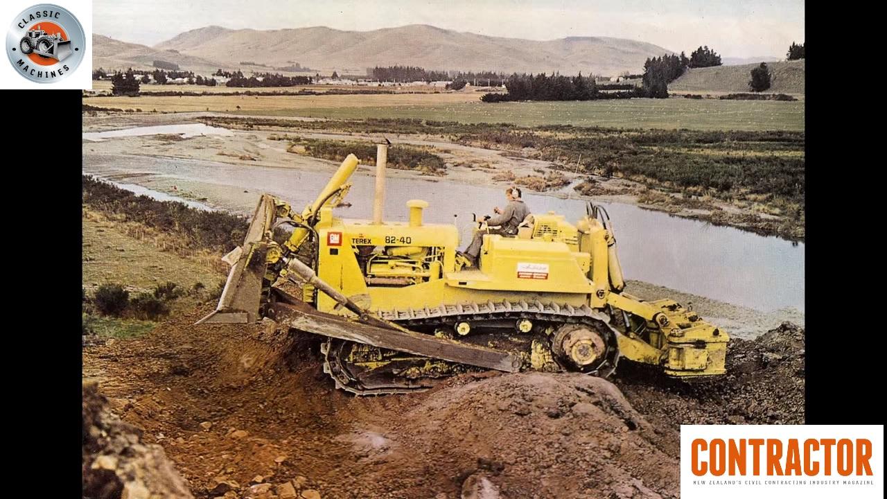 Classic Machines: Euclid's 82-40 tractor - Contractor Magazine