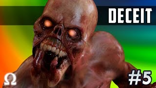 Finding The MONSTER Inside Us! | Deceit Multiplayer #5