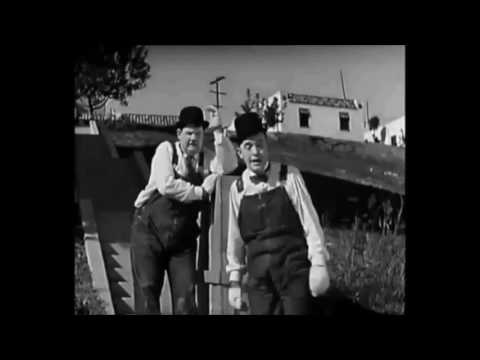 #26 Laurel and Hardy Music Box Steps (9/7/16) old hollywood los angeles 1932