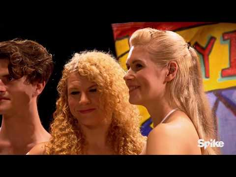 'Airbrushing Contortionists' Flash Challenge Preview | Ink Master: Season 7