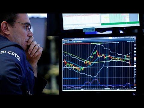 Trump Worries Pull Down Financial Markets - Economy