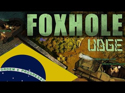 FOXHOLE -- Força Brasileira de Foxhole -- Introdução ao jogo UBGE
