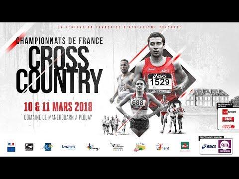 Ffathletisme replay : championnats de france de cross-country de plouay 2018
