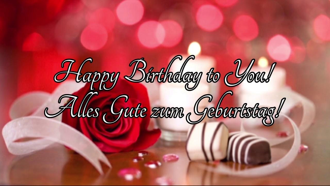 Alles Gute Geburtstag