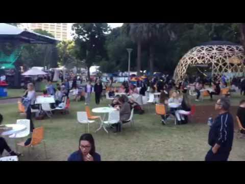Night Noodle Markets At 5.30pm 14-10-2016