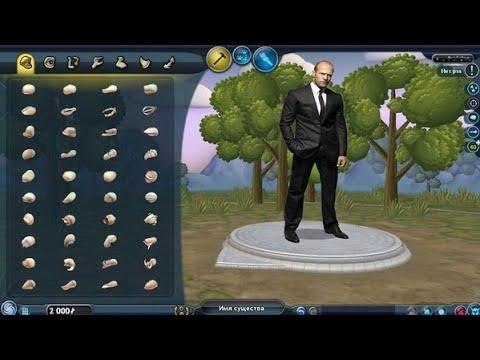 Обзор на игру Spore
