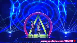 Samantha Jade - X Factor Australia 2012 - Week 7 Live Shows
