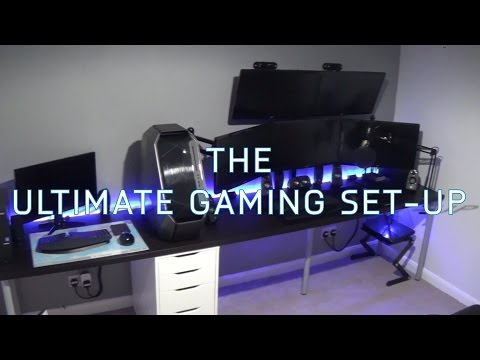 The Ultimate Gaming Set-Up | Alienware Area-51 Unboxing