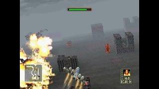 World Destruction League: WarJetz ... (PS1) 60fps