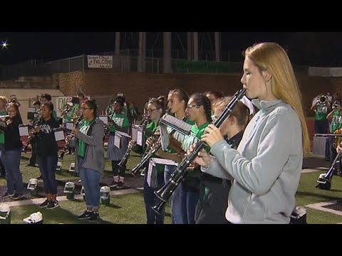 Check Out The Lake Dallas High School Band