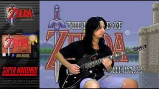 Legend of Zelda - Overworld (GD Remix) Metal