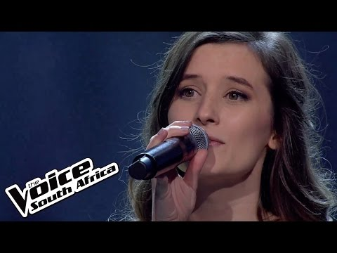 Christie - Bubbly | Blind Audition | The Voice SA Season 2