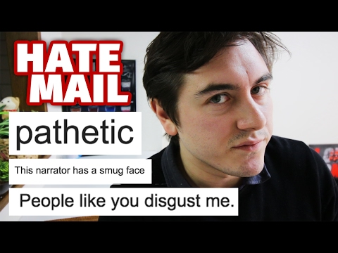 British Guy in Japan Reads Hate Mail