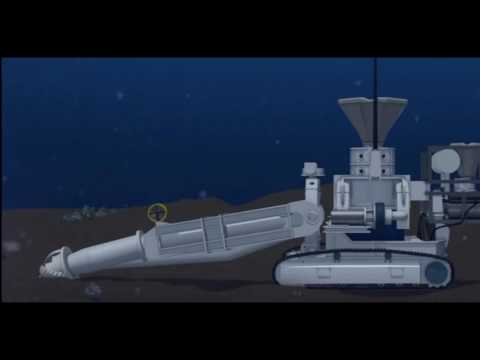 DEEP SEA MINING - destroying the oceans