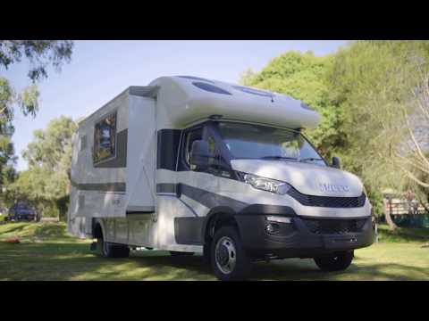 Sunliner Switch Motorhome At Sydney RV Group