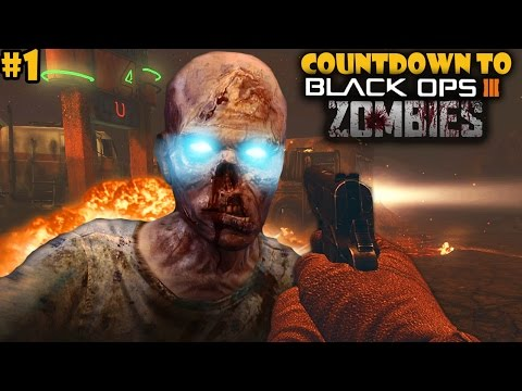 """""""HERE WE GO....TRANZIT!"""" - Countdown to Black Ops 3 Zombies on TRANZIT LIVE #1!"""