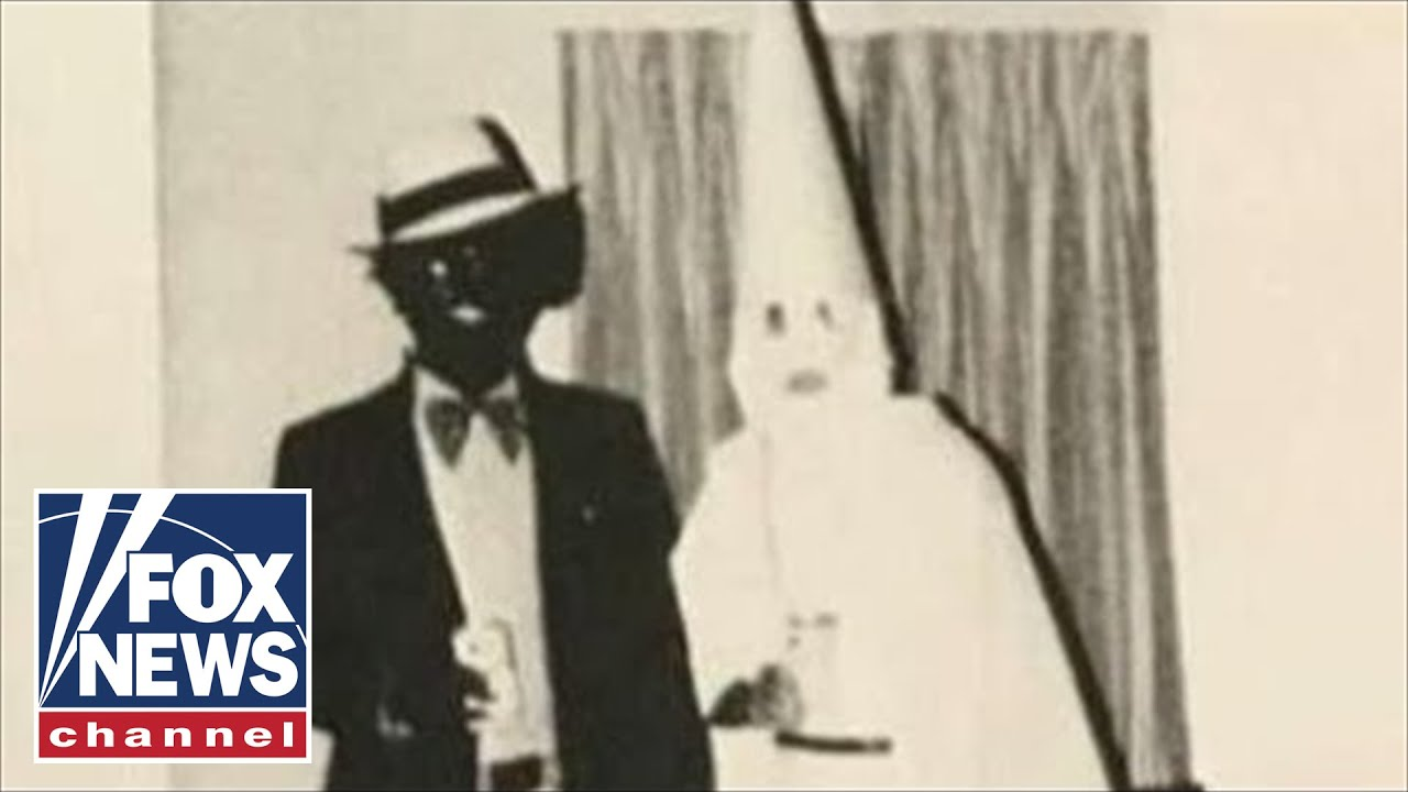 Virginia Governor's 1984 Yearbook Page Shows Racist Imagery